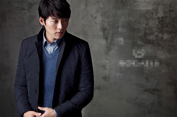 Sao Hyun Bin lịch lãm trong bst thời trang của Rogatis