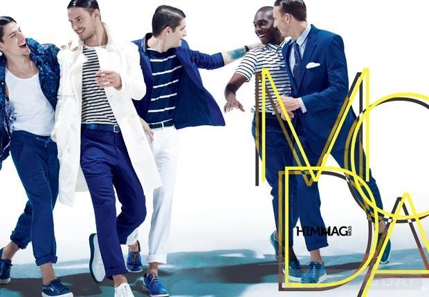 Style cho nam giới cả tuần năng động