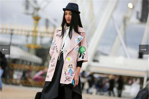 Thời trang Việt tiếp tục được gọi tên trên kinh thánh Vogue