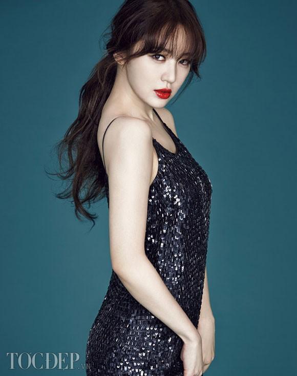 12 Tóc đuôi ngựa buộc thấp đẹp Hàn Quốc cho bạn gái điệu đà