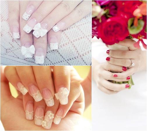 14 kiểu nail móng tay màu pastel nhẹ nhàng