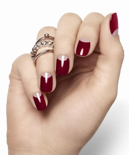 15 mẫu móng tay nail màu hồng đỏ tỏa sáng đi dự tiệc