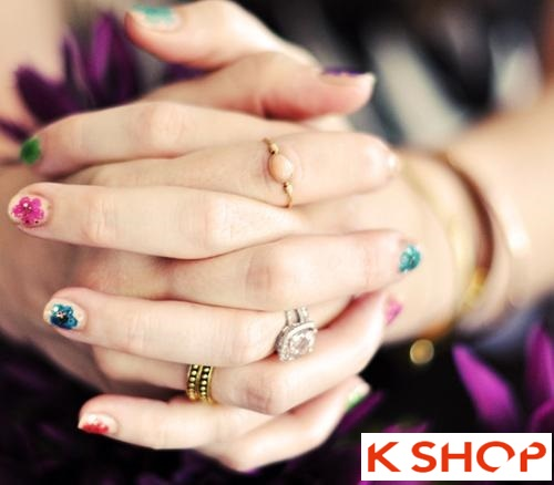 2 Kiểu vẽ nail nghệ thuật dành riêng cho nàng