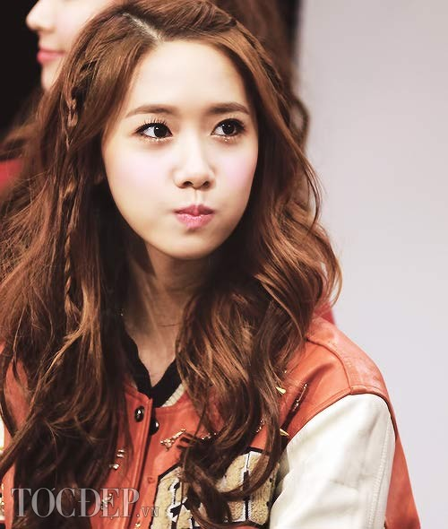 3 kiểu tóc mái phù hợp bạn gái khuôn mặt dài đẹp sao Hàn Quốc
