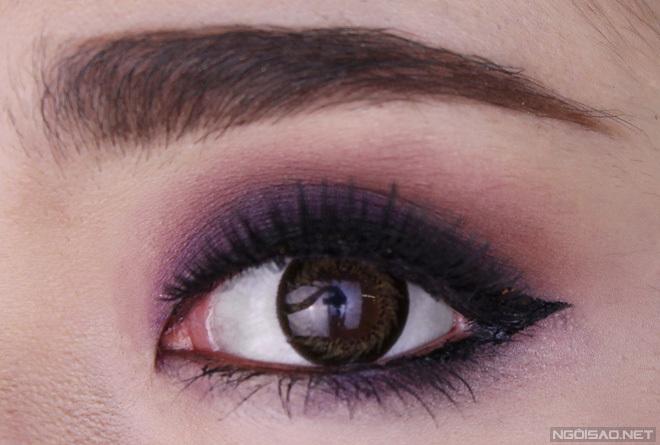 3 Kiểu trang điểm mắt đẹp cá tính cho bạn gái cuốn hút tự tin