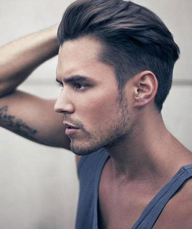 4 kiểu tóc nam ngắn thoáng mát lịch lãm nhất 2017