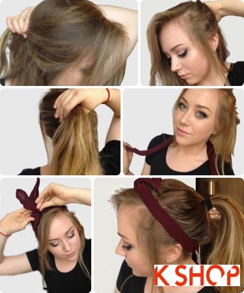 6 Cách tạo kiểu tóc thẳng dài đơn giản cho cô nàng điệu đà