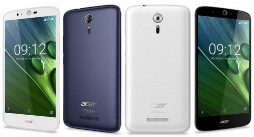 Acer ra điện thoại giá 250 USD, pin 5.000 mAh hiệu năng hợp lý