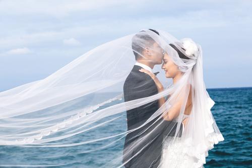 Ảnh cưới tuyệt đẹp của Người đẹp Kinh Bắc