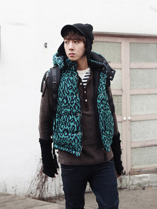 Áo khoác gile nam đẹp cho chàng phong cách