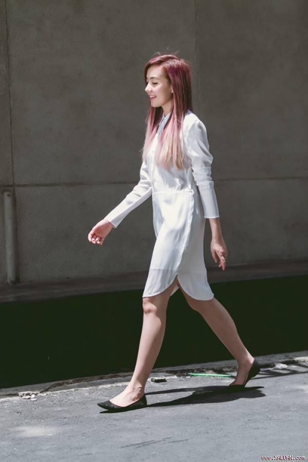 Áo thun dây cho nàng công sở thoải mái dạo phố