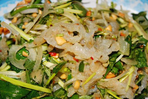 Ba món gỏi hải sản 'ăn là ghiền'