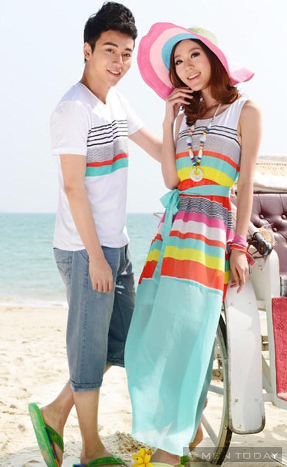 BST đồ đôi đi biển lãng mạn cho cặp đôi