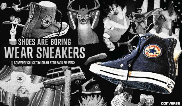 BST giày Converse nam đẹp cho chàng cá tính ấn tượng tự tin