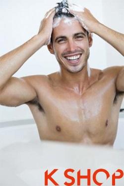 Cách chăm sóc mái tóc nam đẹp khỏe khoắn