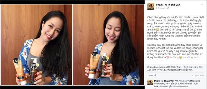 Cách ngăn rụng tóc tự nhiên hiệu quả nhất của sao Việt