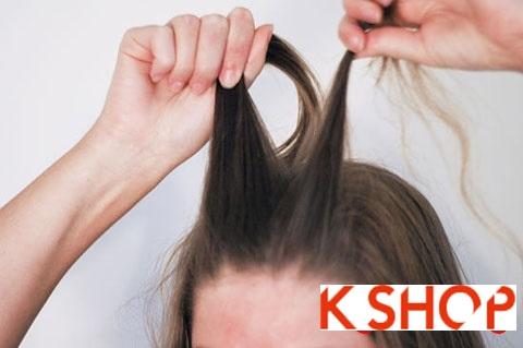 Cách tết tóc kiểu pháp đẹp dễ làm tại nhà cho bạn gái mạnh mẽ