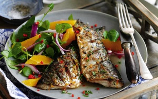 Danh sách hải sản giúp giảm cân hiệu quả không nên bỏ qua