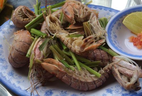 Đến với quán hải sản đồng giá 60.000 đồng ở Đà Nẵng