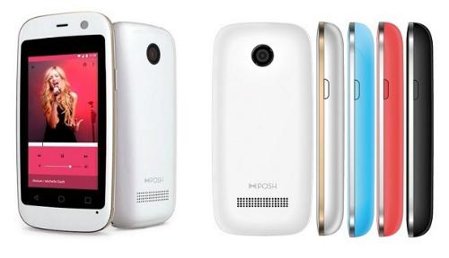 Điện thoại Android nhỏ nhất thế giới