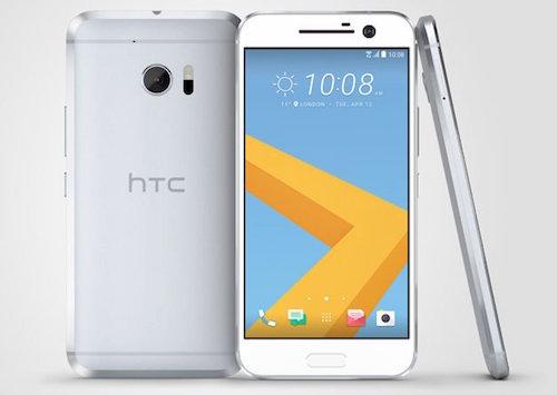 Điện thoại HTC 10 trình làng với thiết kế mới