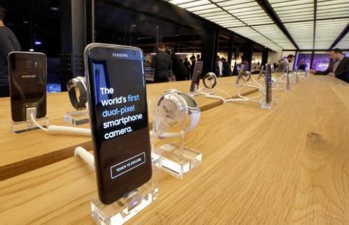Doanh số bán Galaxy S7 vượt 10 triệu máy, tăng 25% so với S6