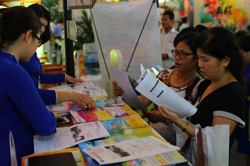 Giá tour tại hội chợ du lịch Hà Nội giảm tới 30%