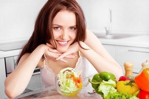 Giảm cân nhờ giảm trọng lượng nước trong cơ thể