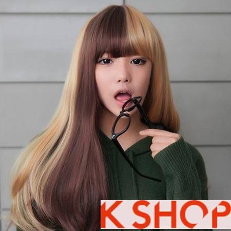Kiểu tóc Hàn Quốc đẹp cho bạn gái trẻ trung dạo phố tự tin