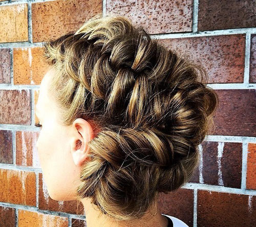 Kiểu tóc tết đẹp cực xinh cho nàng tự tin dạo phố