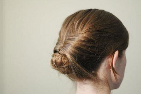 Những cách búi tóc đơn giản dành cho bạn gái 'lười'
