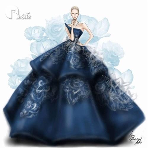 Những chiếc váy cưới các cô gái sẽ ao ước diện một lần trong đời siêu đẹp