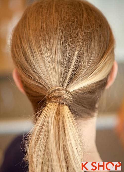 Những kiểu tóc cho bạn gái mát mẻ thoải mái nhí nhảnh độc đáo