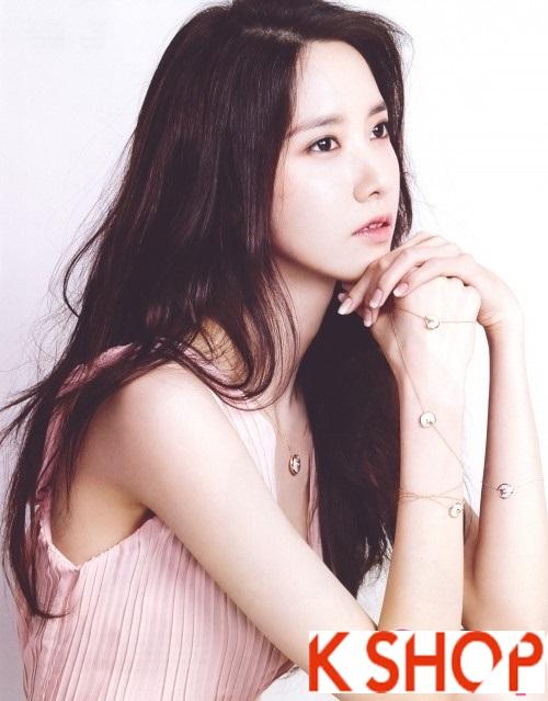 Những kiểu tóc dài của các cô nàng nhóm SNSD Hàn Quốc cực đẹp