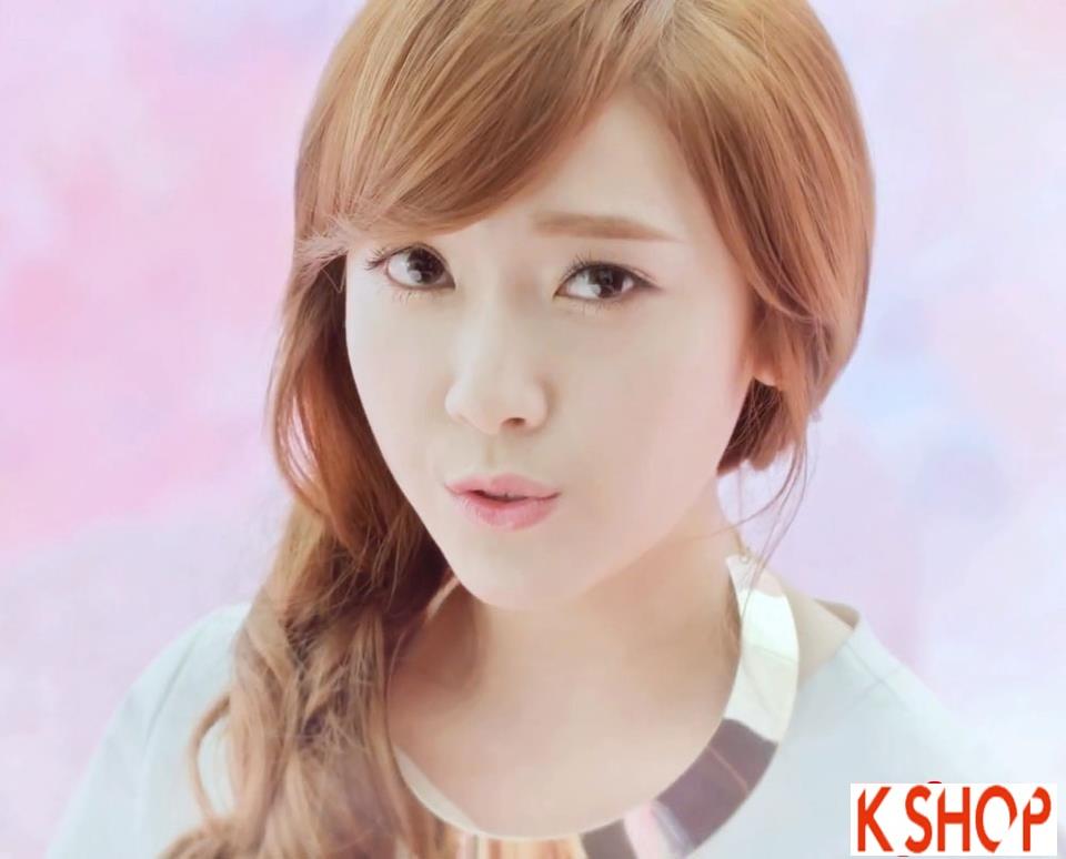 Những kiểu tóc mái xéo Hàn Quốc phù hợp mọi khuôn mặt