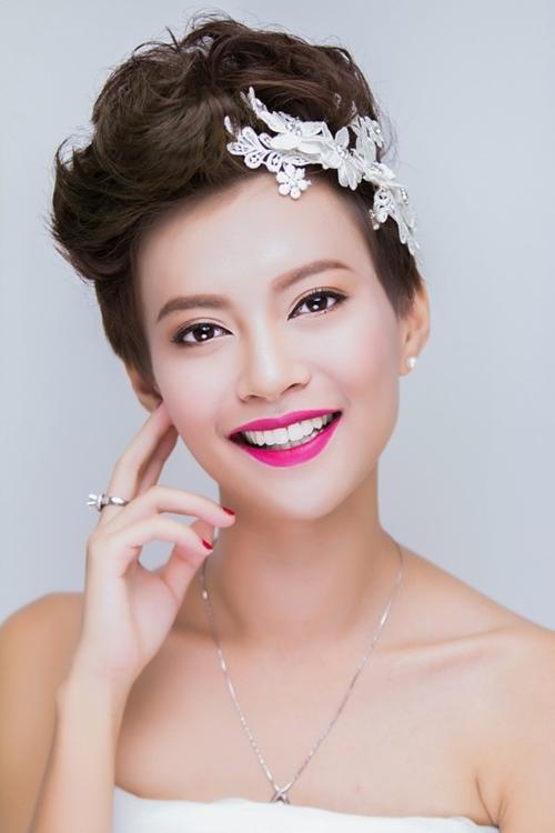 Những kiểu tóc ngắn cô dâu đẹp quyến rũ gây ấn tượng mạnh mọi người