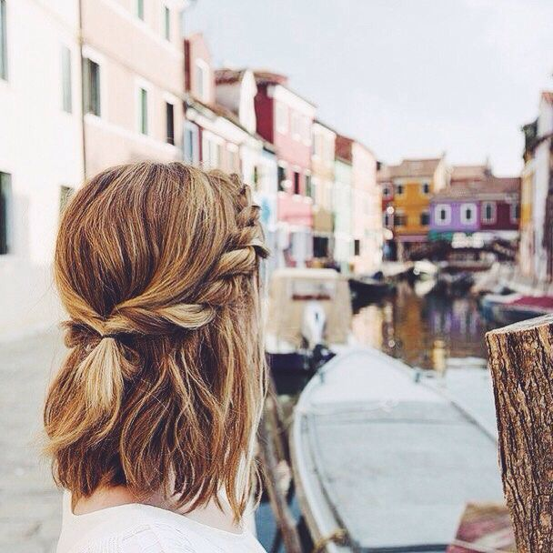 Những kiểu tóc ngắn tết tuyệt đẹp dành cho bạn tự tin