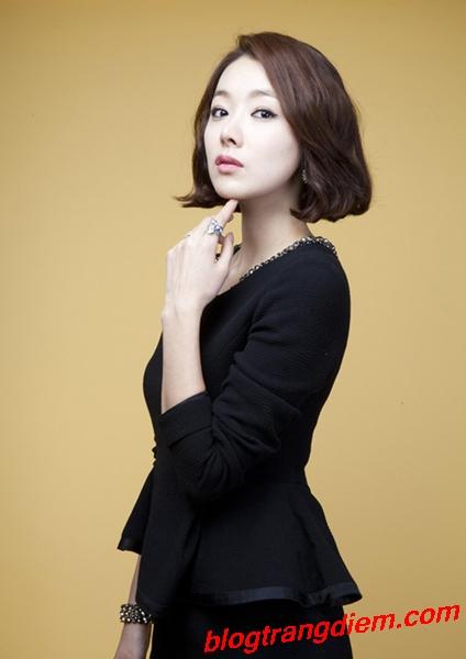 Những mẫu tóc ngắn Hàn Quốc đẹp trẻ trung cho cô nàng đầy lôi cuốn