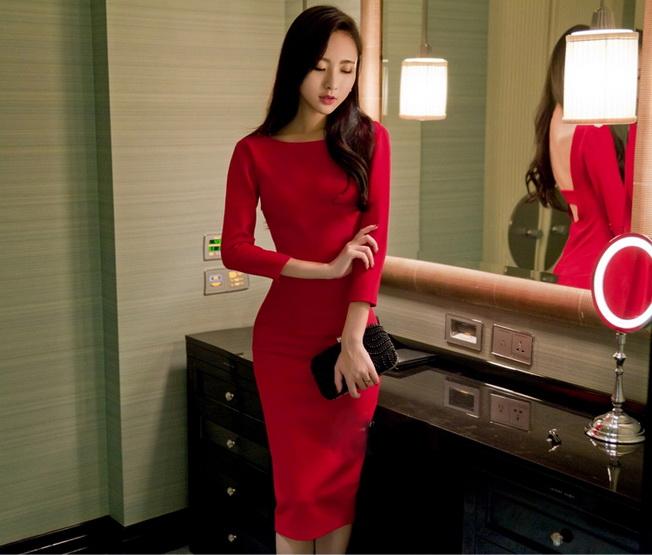 Những mẫu váy đầm ôm boby tuyệt vời để nàng khoe đường cong