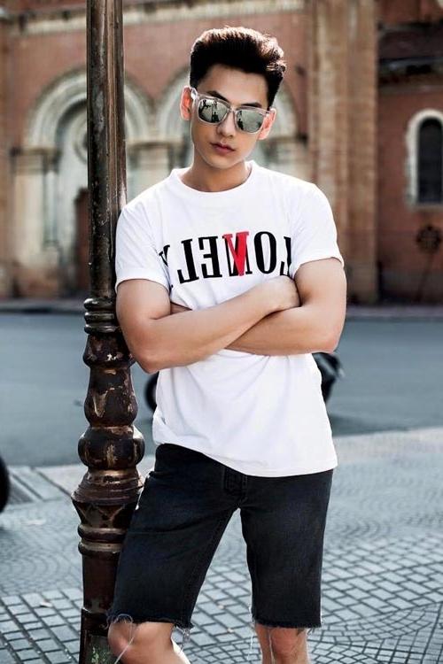 Tóc nam undercut xu hướng thời trang của sao Việt