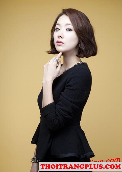 Tóc ngắn đẹp Hàn Quốc lôi cuốn trẻ trung cho mọi cô nàng cá tính