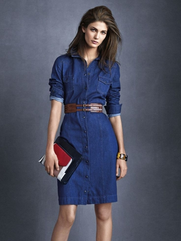 Váy liền thân đẹp cho nàng công sở thoải mái sành điệu cá tính