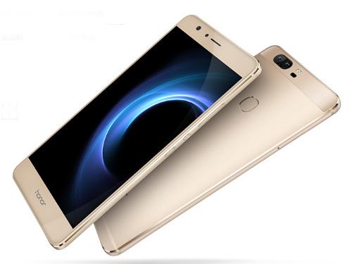 Smartphone Huawei có thêm camera kép