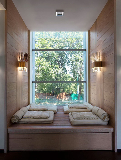 Thiết kế căn phòng lãng mạn cho người yêu sách