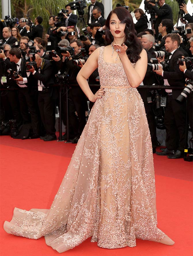 Trang sức xa xỉ đổ bộ thảm đỏ LHP Cannes