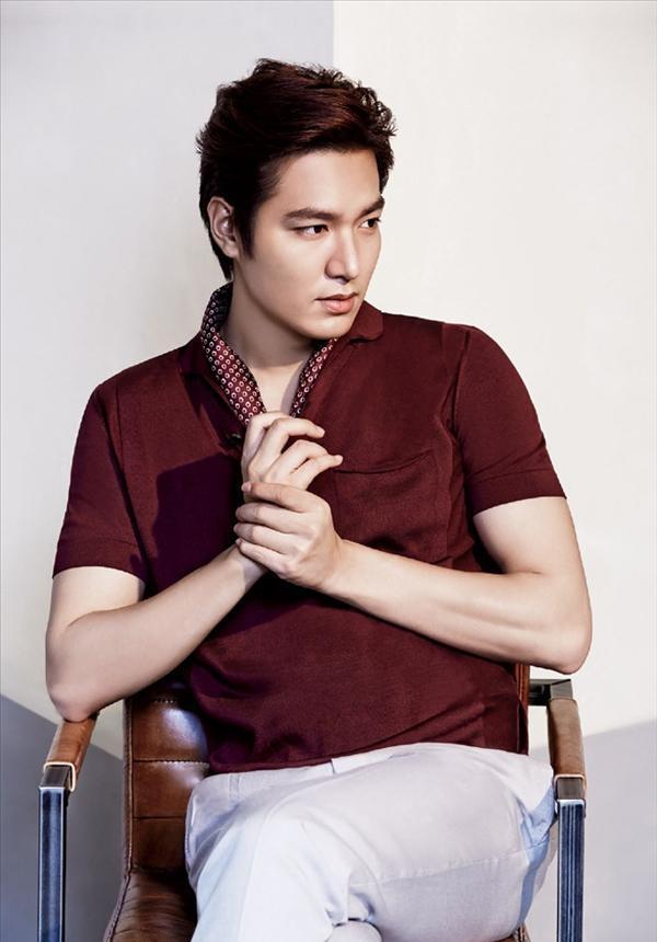 Ngắm Lee Min Ho lịch lãm trên L'officiel Hommes Korea