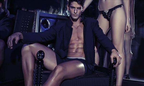 Nóng mắt với BST underwear nam tính sexy từ New Captain