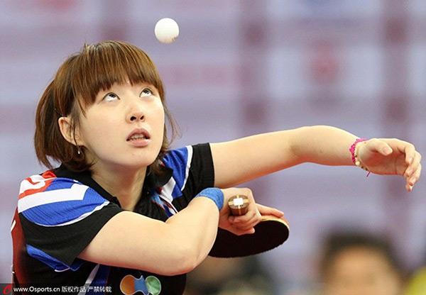 Dàn vận động viên Hàn Quốc xinh như hot girl