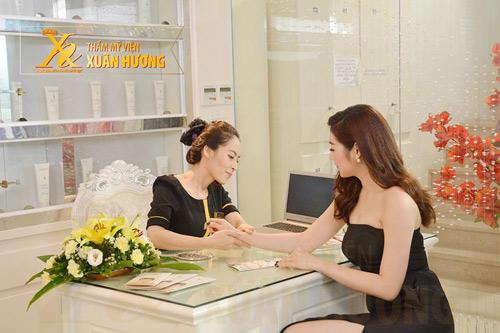 Tân trang dung nhan tại TMV Xuân Hương với nhiều ưu đãi