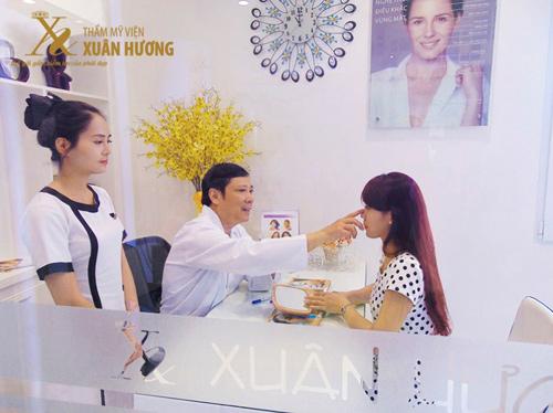 Cô gái Hà thành sở hữu dáng mũi rất đẹp sau phẫu thuật thẩm mỹ